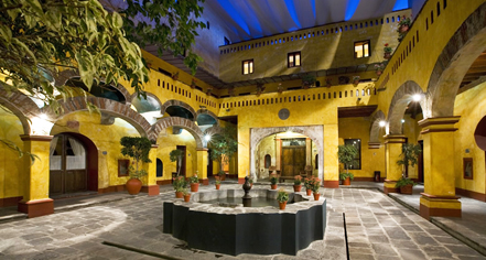 Local Attractions:      Quinta Real Puebla  in Puebla de Zaragoza