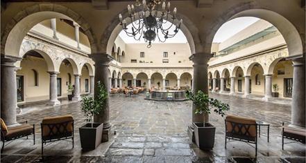 Quinta Real Puebla  in Puebla de Zaragoza