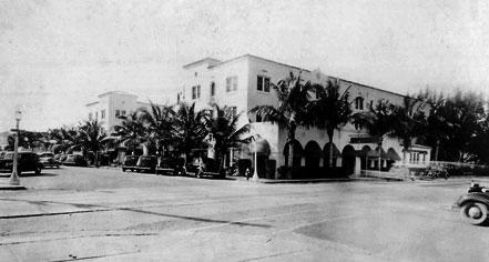 History Colony Hotel Cabana Club In Delray Beach