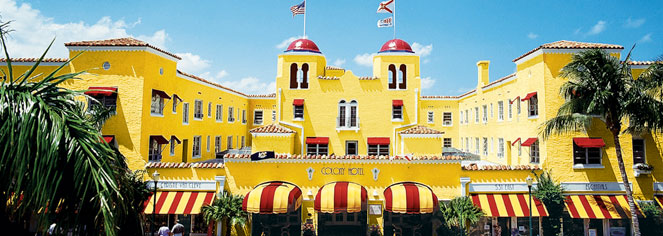 Colony Hotel & Cabana Club  in Delray Beach