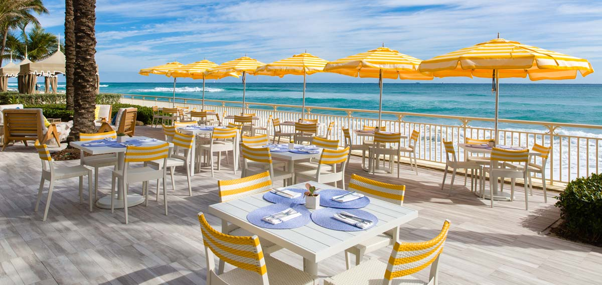 Dining:      Eau Palm Beach Resort & Spa  in Palm Beach/Manalapan