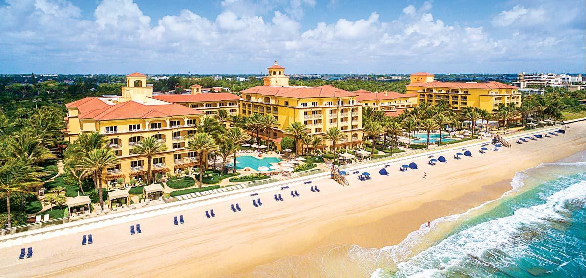 Four Seasons Spa Palm Beach