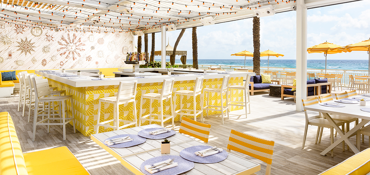 Eau Palm Beach Resort & Spa Dining