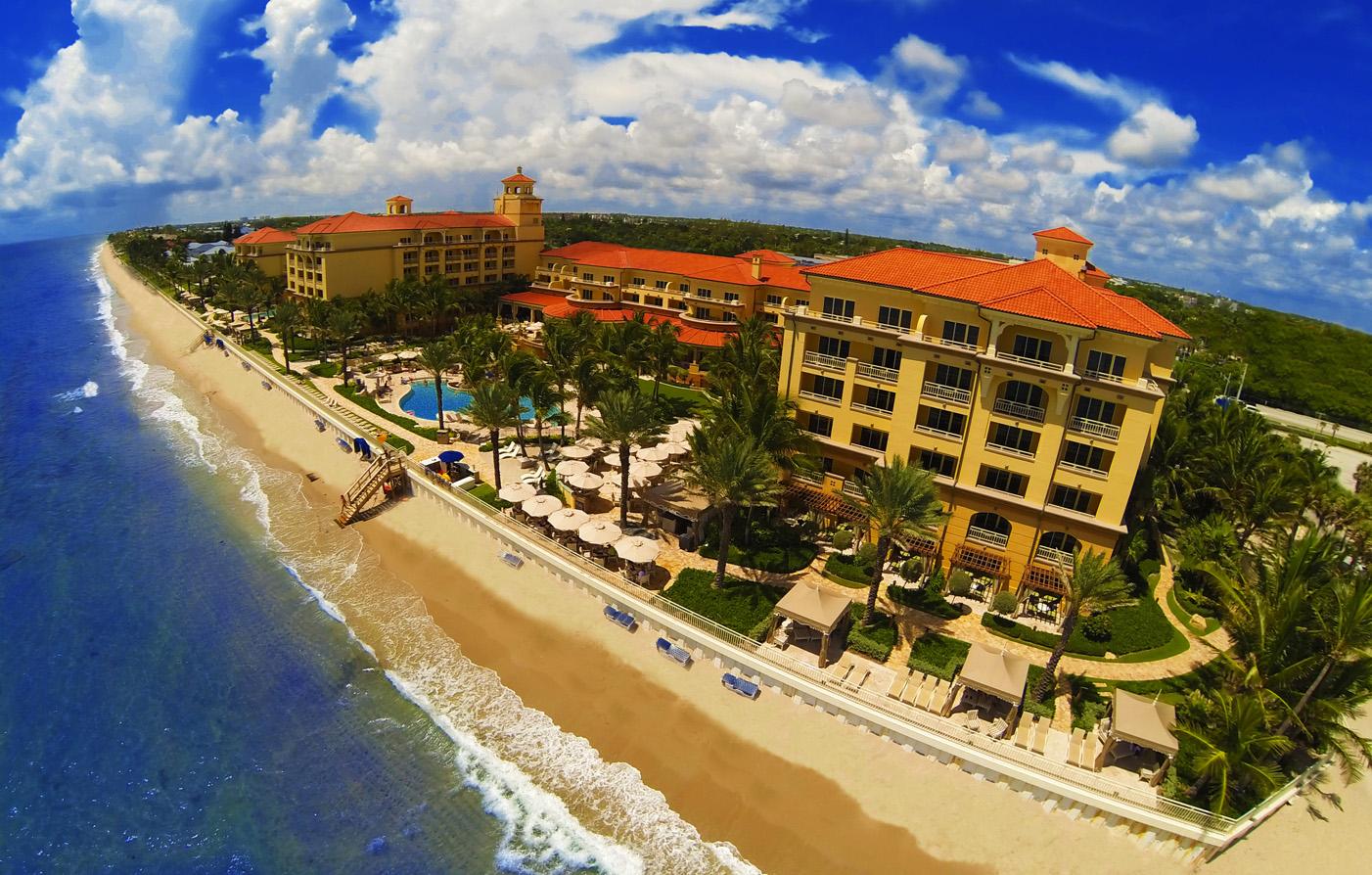 Eau Hotel West Palm Beach Florida