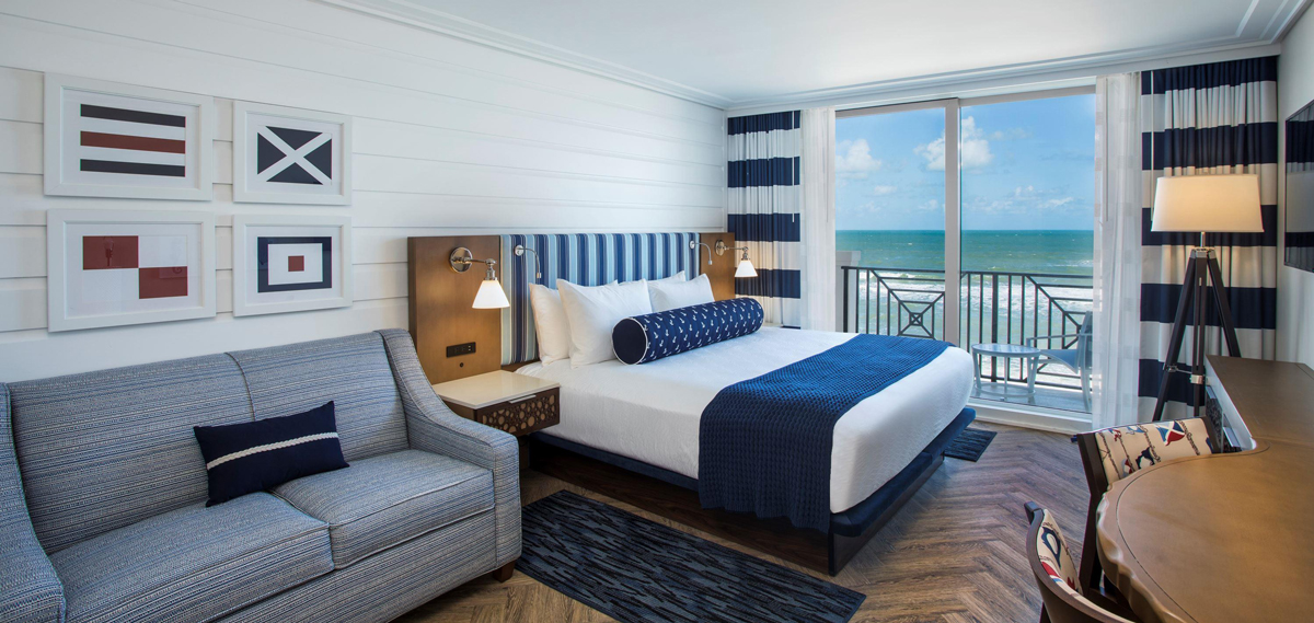 Accommodations:      Hutchinson Shores Resort & Spa  in Jensen Beach
