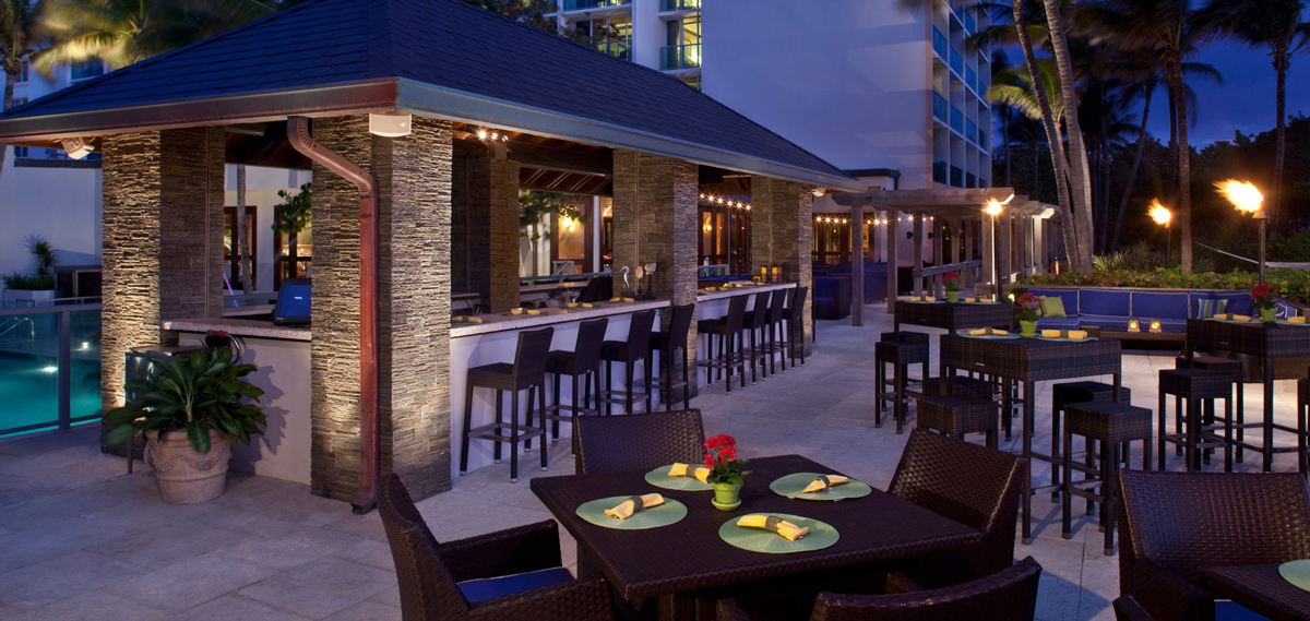 Dining:      Jupiter Beach Resort & Spa  in Jupiter