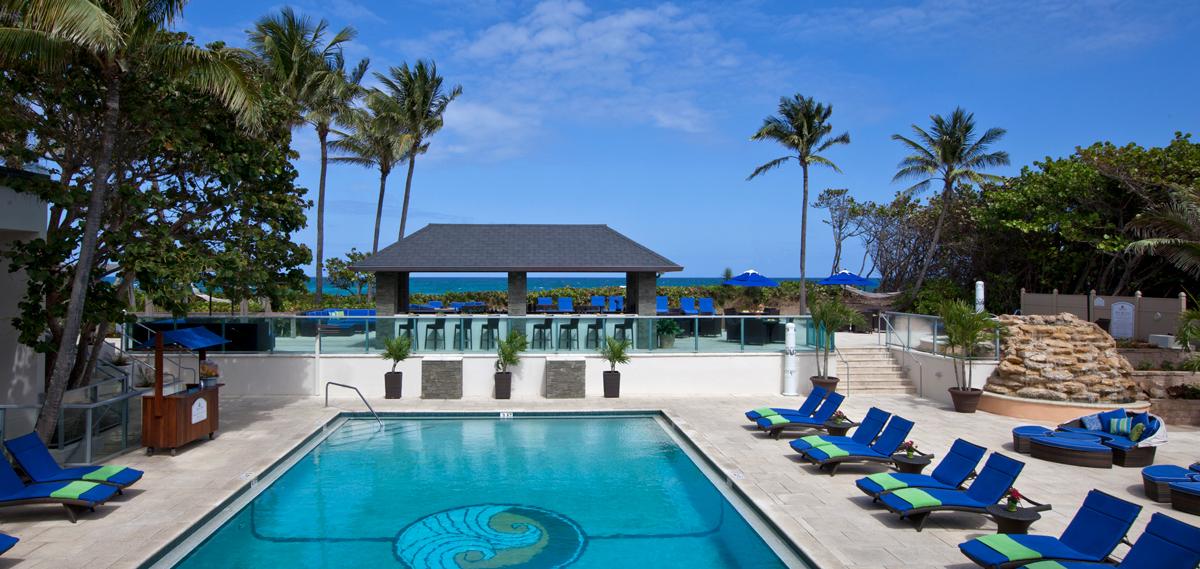 Jupiter Beach Resort Spa In Jupiter