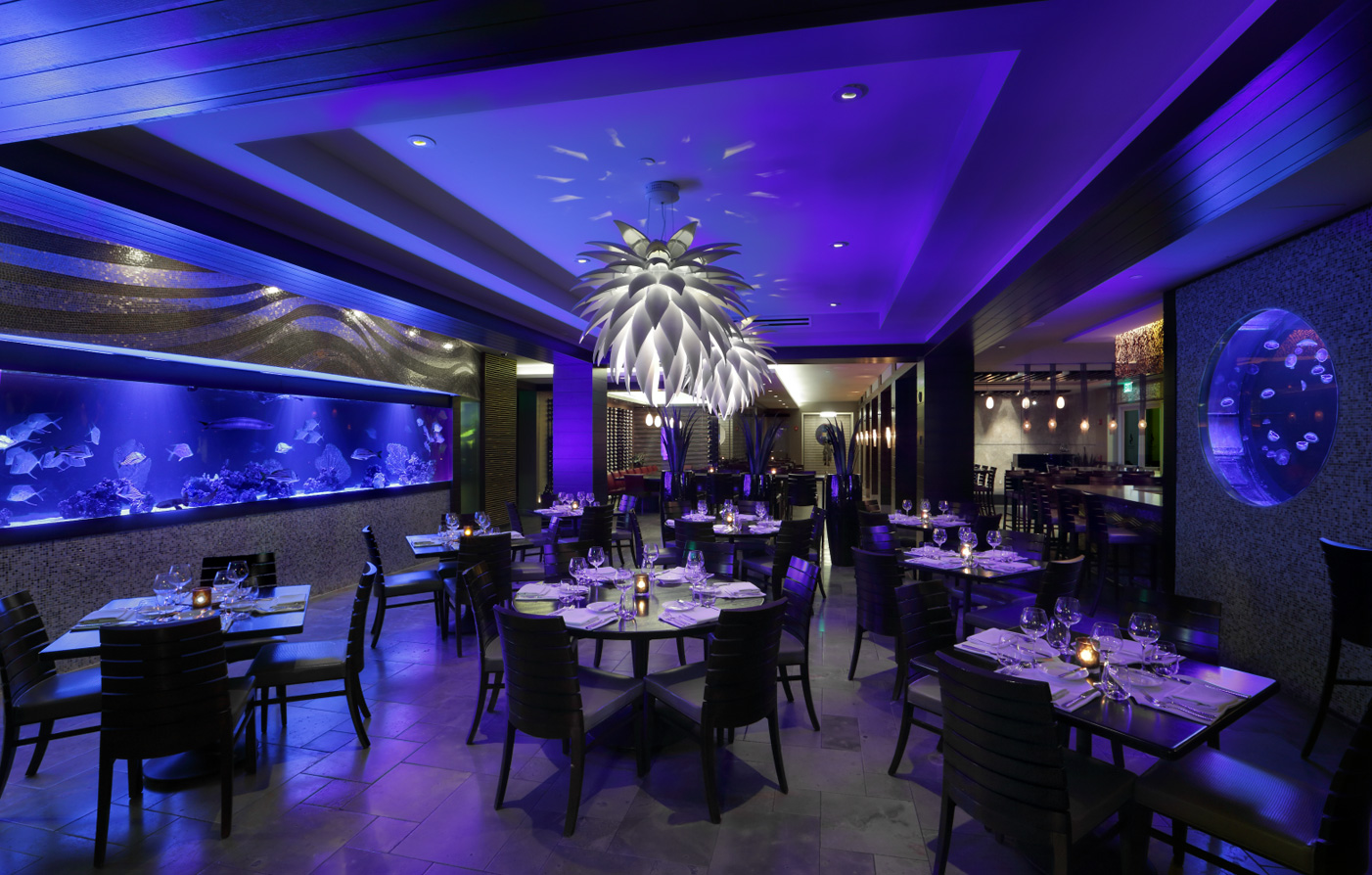 Dining:      The Seagate Hotel & Spa  in Delray Beach