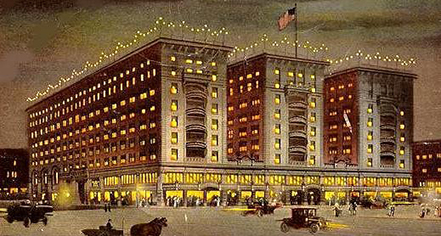 History:      Embassy Suites by Hilton Portland Downtown  in Portland