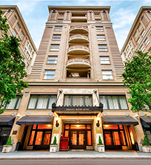 Embassy Suites by Hilton Portland Downtown  in Portland