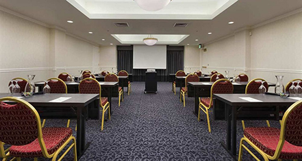Venues & Services:      Embassy Suites by Hilton Portland Downtown  in Portland