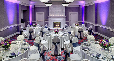 Weddings:      Embassy Suites by Hilton Portland Downtown  in Portland