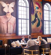 History:      The Heathman Hotel  in Portland