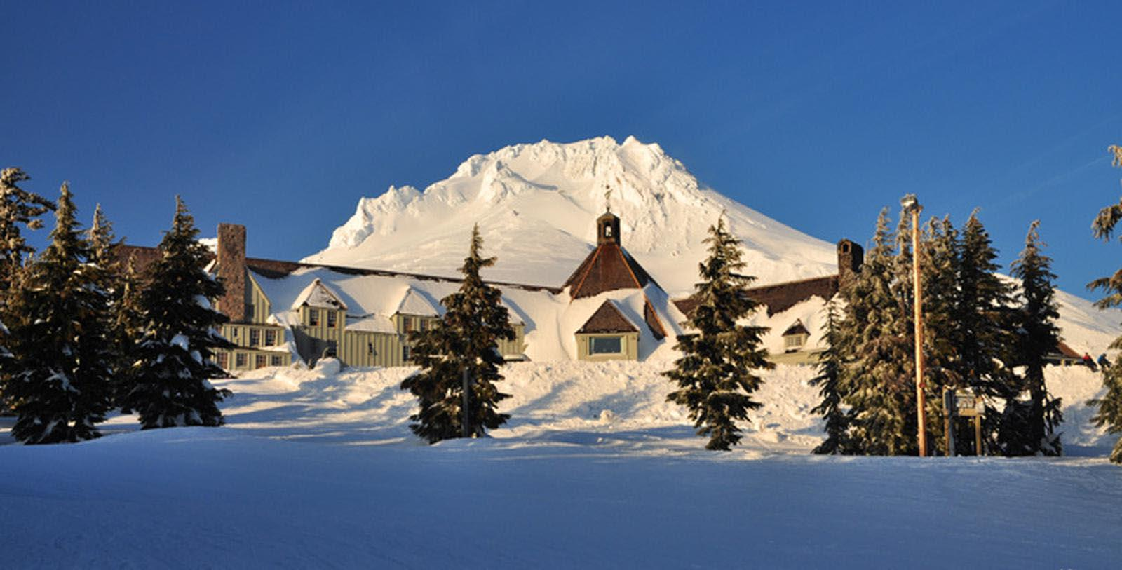 Image of Timberline Lodge, 1937, Member of Historic Hotels of America, in Timberline, Oregon, Experience