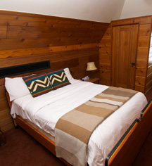 Accommodations:      Timberline Lodge  in Timberline Lodge