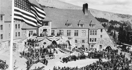 History:      Timberline Lodge  in Timberline Lodge