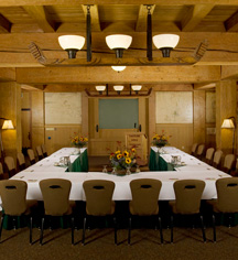 Meetings at      Timberline Lodge  in Timberline Lodge