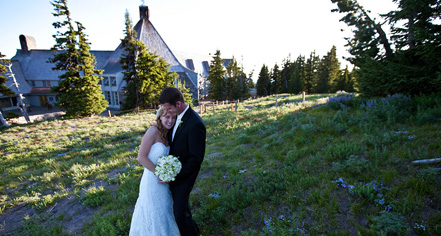 Weddings:      Timberline Lodge  in Timberline Lodge