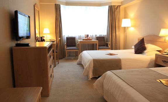 Jing Lun Hotel Beijing  - Accommodations