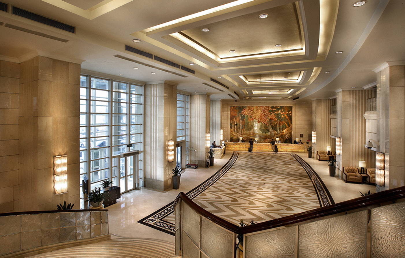 Special Offers:      V-Continent Beijing Parkview Wuzhou Hotel  in Beijing