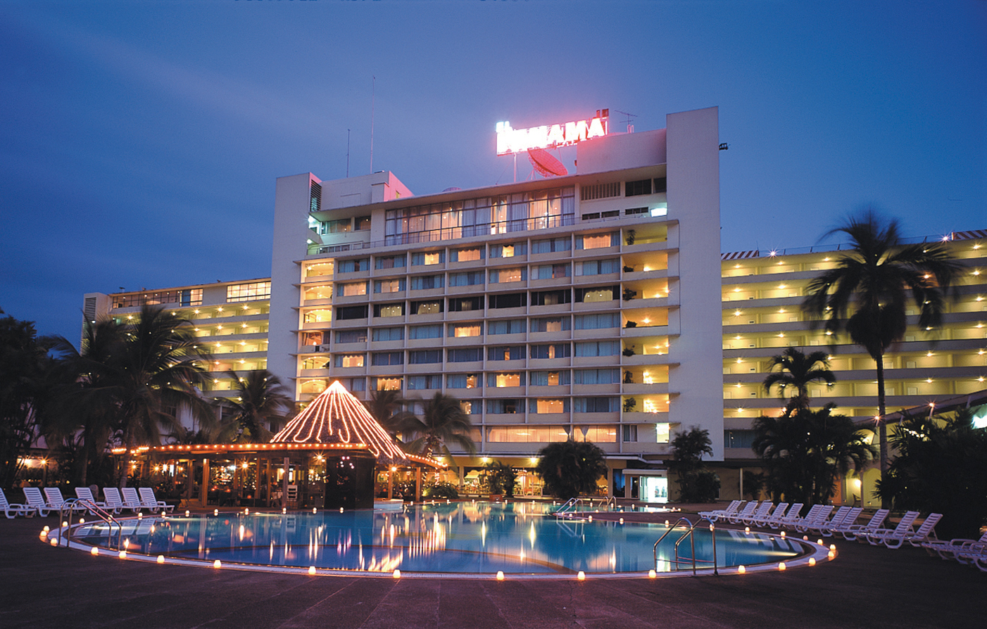 Activities:      El Panama Hotel  in Panama City
