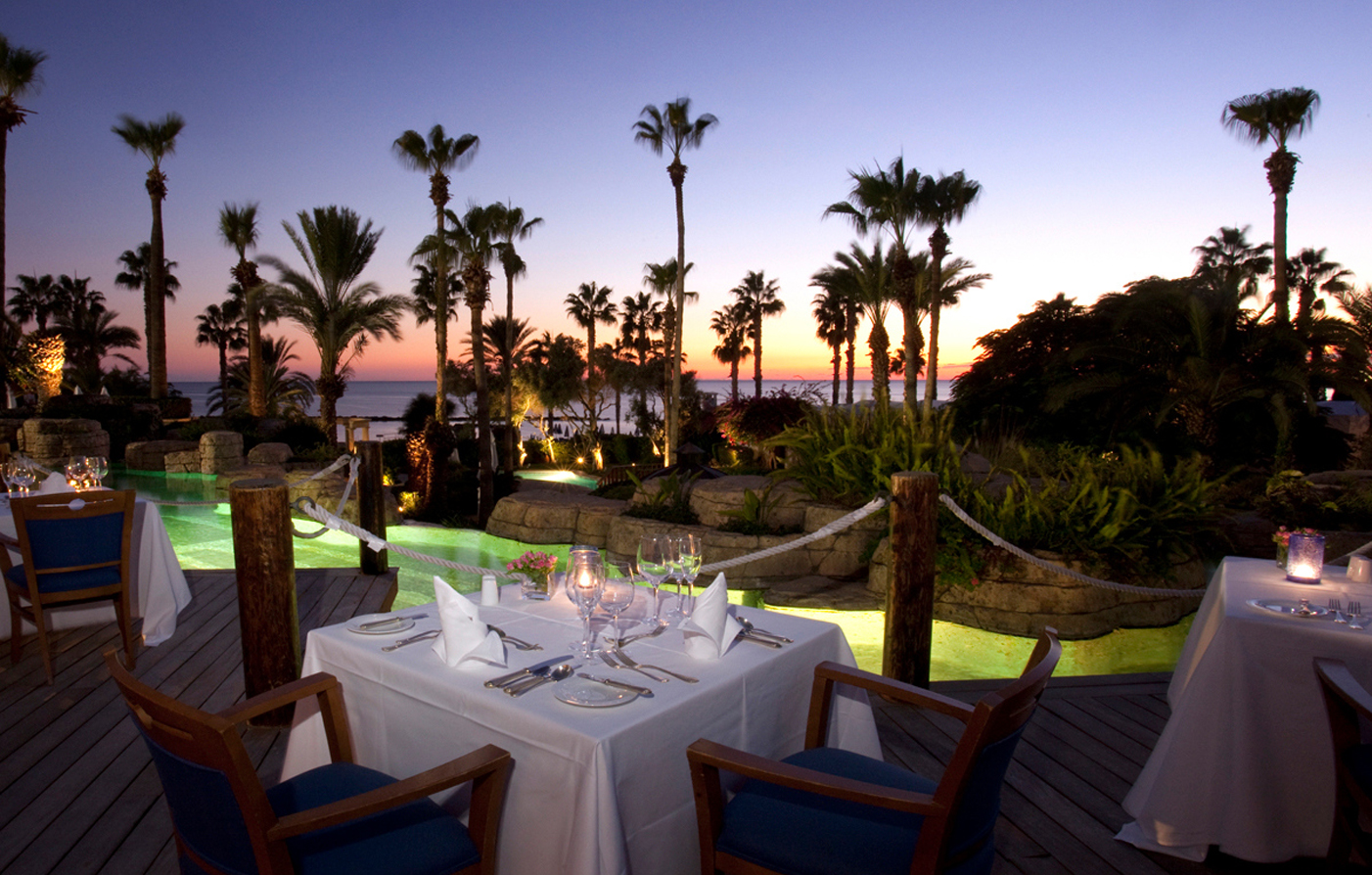 Dining:      The Annabelle  in Paphos