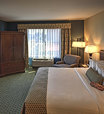 Accommodations:      Hotel Warner  in West Chester