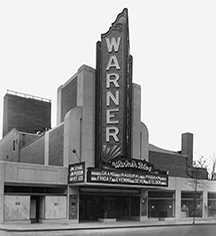 History:      Hotel Warner  in West Chester