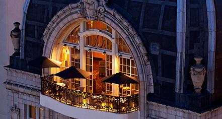 History:      The Bellevue Hotel  in Philadelphia