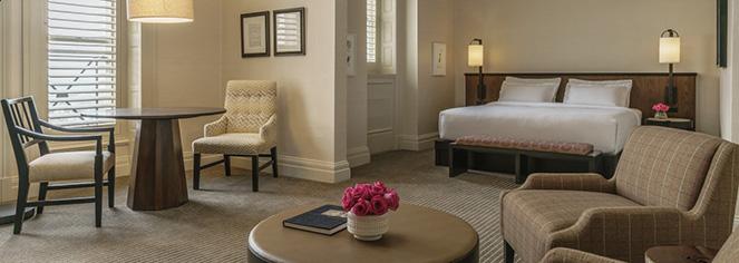The Bellevue Hotel  in Philadelphia