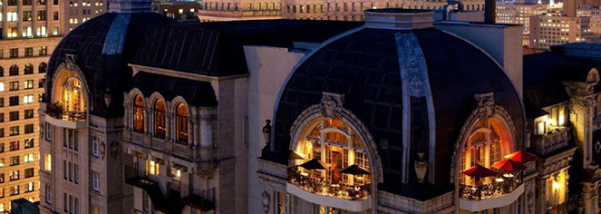 Local Attractions:      The Bellevue Hotel  in Philadelphia