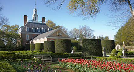 Local Attractions:      Williamsburg Inn  in Williamsburg