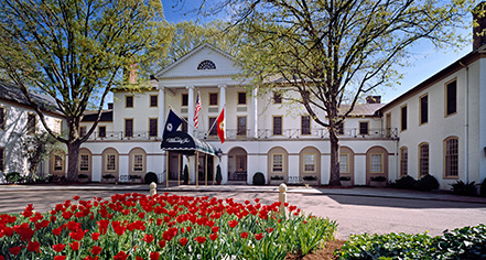 Williamsburg Inn  in Williamsburg