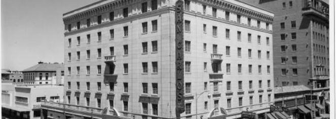 History:      Hotel San Carlos  in Phoenix