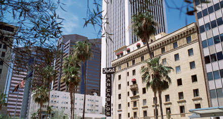 Weddings:      Hotel San Carlos  in Phoenix