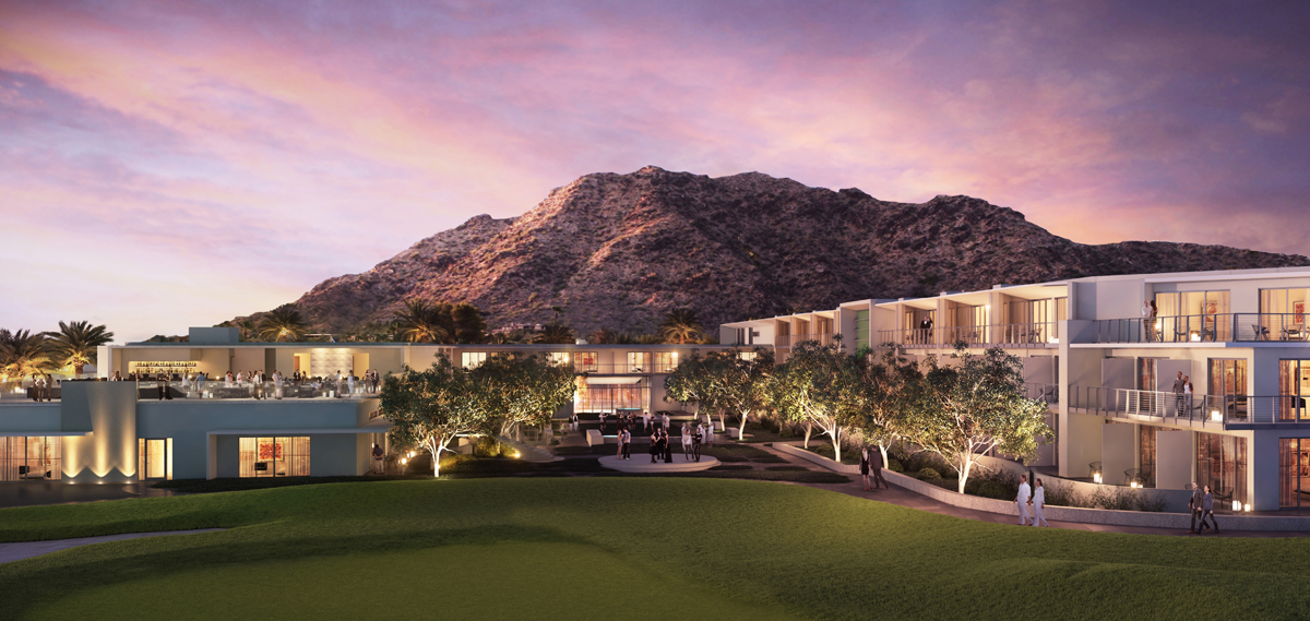 Special Offers:      Mountain Shadows  in Paradise Valley