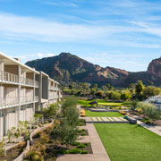 Book a stay with Mountain Shadows in Scottsdale