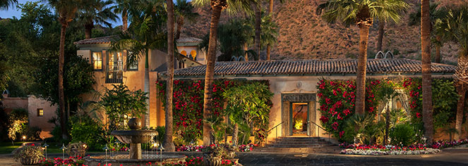Venues & Services:      Royal Palms Resort and Spa  in Phoenix