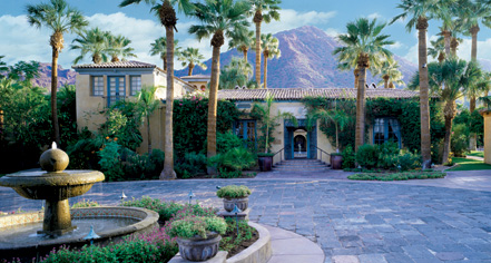 Local Attractions:      Royal Palms Resort and Spa  in Phoenix