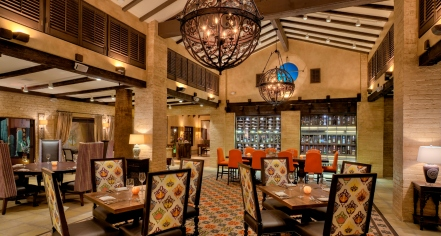 Dining at      Royal Palms Resort and Spa  in Phoenix