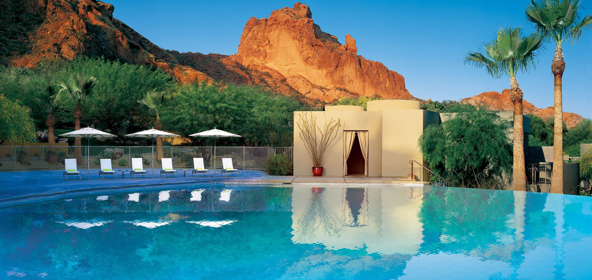 Sanctuary Camelback Mountain Resort & Spa  in Scottsdale