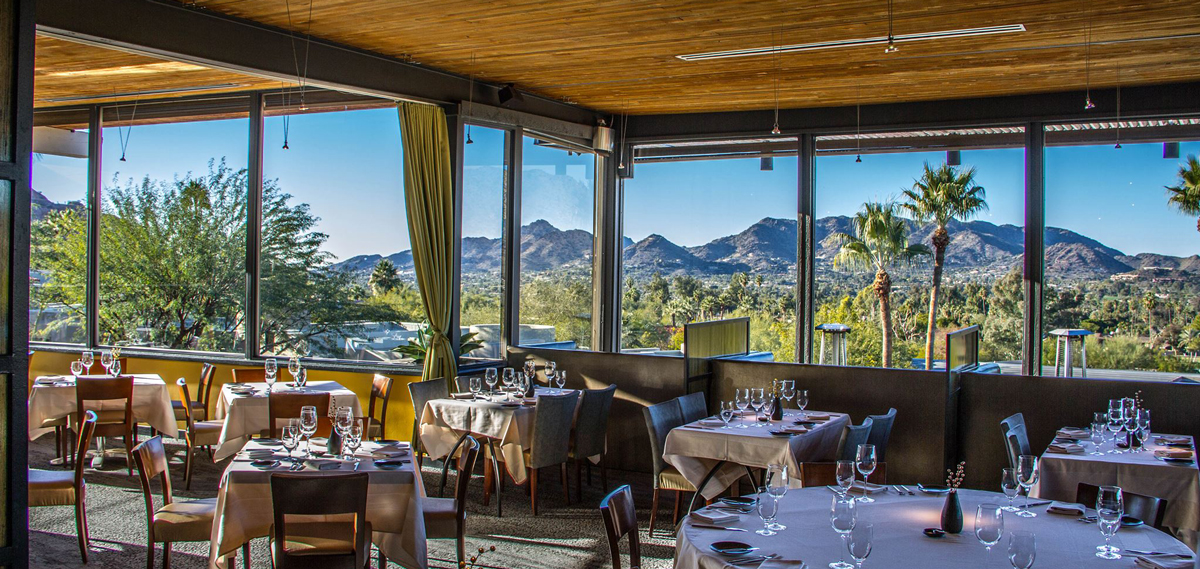 Dining:      Sanctuary Camelback Mountain Resort & Spa  in Scottsdale