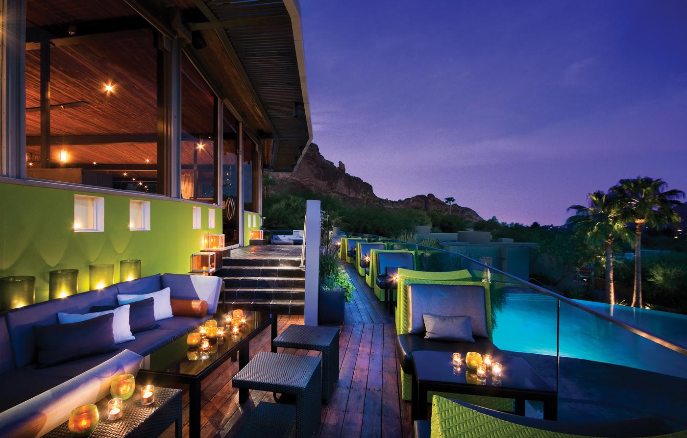 sanctuary camelback mountain resort & spa | luxury hotel in scottsdale