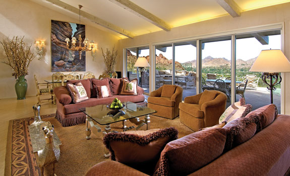 Sanctuary Camelback Mountain Resort & Spa  - Accommodations