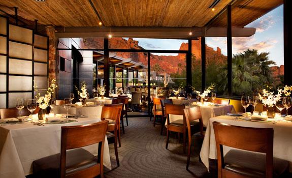 Sanctuary Camelback Mountain Resort Spa Dining