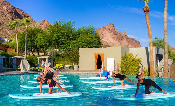 Sanctuary Camelback Mountain Resort & Spa  - Activities