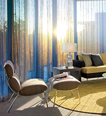 Accommodations:      Hotel Valley Ho  in Scottsdale