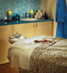 Spa:      Hotel Valley Ho  in Scottsdale