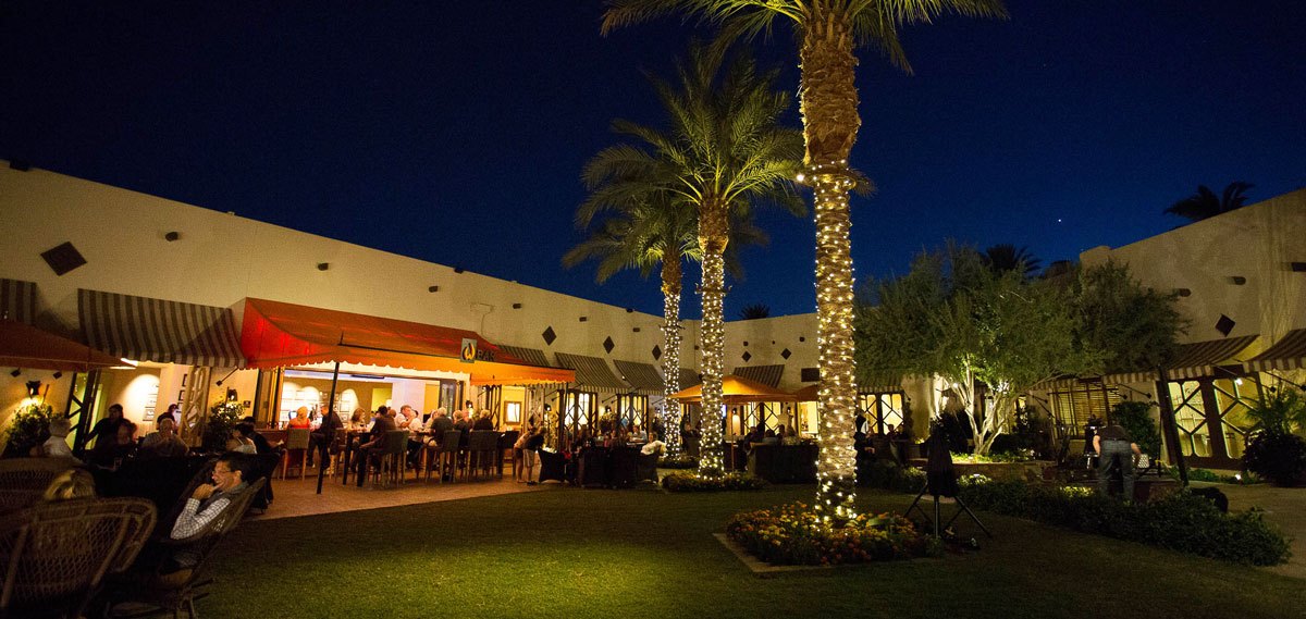 Dining:      The Wigwam  in Litchfield Park