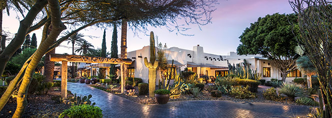 Spa:      The Wigwam  in Litchfield Park